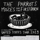 Mozes and the Firstborn Announce Winter U.S. Tour Photo