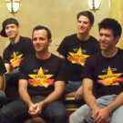 Stage Door Chicago VidCast with the Altar Boyz