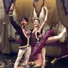 Largest Professional Ballet Company located in the Smallest City: Roxey Ballet Lamber Photo