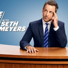 Scoop: Upcoming Guests on LATE NIGHT WITH SETH MEYERS, 3/12-3/19 Photo