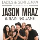 Jason Mraz Announces Fall Tour Dates