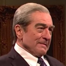 VIDEO: Robert De Niro Returns to SNL to Bid Farewell to Jeff Sessions