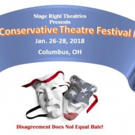 Stage Right Theatrics Announces Second Annual Conservative Theatre Festival In January