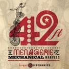 CIRQUE MECHANICS: 42FT - A Menagerie Of Mechanical Marvels Comes To The Casper Events Center Nov 4