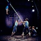 Award Winning Aerial Acrobats Ockham's Razor Come To Manchester This Summer Photo