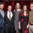 Photo Flash: R. Erin Craig and David Rothenberg Honored at Houses on the Moon Theater Photo