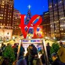 Christmas Village in Philadelphia to Return to LOVE Park for 10th Anniversary