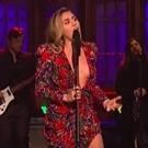 VIDEO: Miley Cyrus Performs '(Happy Xmas) War Is Over' With Sean Ono Lennon and Mark Ronson