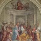 Friends of Florence Completes Major Restoration of Renaissance Frescoes at Basilica o Photo