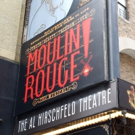 Up on the Marquee: MOULIN ROUGE! Photo