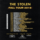 The Stolen Announce North American Fall Tour