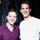 Photo Flash: FROZEN's Movie Hans Santino Fontana Snaps Pictures With Stage Hans John Riddle