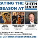 Celebrate Christmas at The Sheen Center with George Winston, Lunasa, Jamie Parker