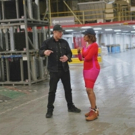 CBS THIS MORNING Co-Host Gayle King Sits Down With Tesla CEO Elon Musk Photo