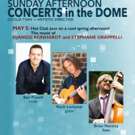 Mt. Wilson Observatory Presents SUNDAY AFTERNOON CONCERTS in the Dome