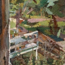Stanley Lewis Exhibition Opens October 19th at Betty Cuningham Gallery