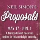 Flat Rock Playhouse Presents Neil Simon's PROPOSALS Photo