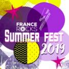 France Rocks SummerFest Kicks Off June Music Month