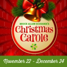 Tod Booth to Star as 'Scrooge' in Bruce Scudder's CHRISTMAS CAROLE at Alhambra
