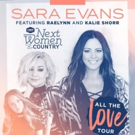 Sara Evans Teams with CMT for 4th Annual Next Women of Country Tour Photo