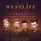 Westlife to Embark on 'The Twenty Tour' in 2019