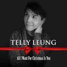 Telly Leung Debuts New Holiday Single ALL I WANT FOR CHRISTMAS IS YOU To Benefit ASTE Photo