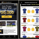 NBC Sports Launches 'Predictor' App, Offering $5,000 in Prizes Ever Week Photo
