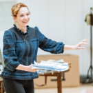 Photo Flash: In Rehearsal with Katherine Parkinson and the Cast of HOME, I'M DARLING