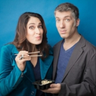 Constance Zaytoun And Marc Stuart Weitz Serve-Up Laughs With CONSTANCE COOKS Photo