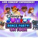 DISNEY JUNIOR DANCE PARTY TOUR Coming to Atlanta This Spring Photo