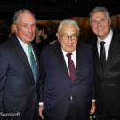Photo Coverage: Michael Bloomberg & Henry Kissinger Swing Along With Steve Tyrell Ope Photo