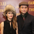 Photo Coverage: On the Red Carpet at Opening Night of FARINELLI AND THE KING Photo
