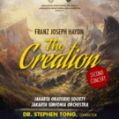 THE CREATION Comes to Jakarta Symphony 2/16!