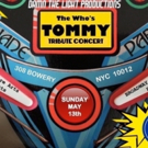 Damn The Light Productions Presents THE WHO'S TOMMY Tribute Concert/MMC PopRock Showc Photo