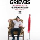 Grieves Shares 'A-Okay' Video + European Tour Kicks Off 2/1