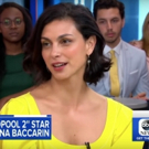 VIDEO: Morena Baccarin Opens Up About DEADPOOL 2 on GOOD MORNING AMERICA Video