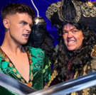 Photo Flash: Panto Stars Fly Into Birmingham To Launch PETER PAN