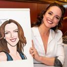 Photo Flash: Melissa Errico Unveils New Portrait at Sardi's! Photo