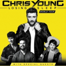 Chris Young Extends 2018 LOSING SLEEP World Tour with Dan & Shay, Morgan Evans, and D Photo