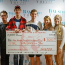 Pierson High School IB Students Support Literature Live! at Bay Street Theater Photo
