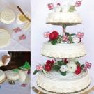 Eli's Cheesecake of Chicago Introduces #DIY Wedding Cake Kit For the #RoyalWedding! Photo