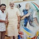 The Vivacious - Exhibition Of Paintings By Mrinmoy Barua Comes To New Delhi
