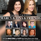 Sierra Boggess, Rachel York, and More Join Marcy Heisler and Zina Goldrich at 54 Below