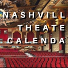 SAVE THE DATE: Nashville Theater Calendar for November 26, 2018