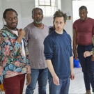 Photo Flash: Inside Rehearsal For Young Vic's DEATH OF A SALESMAN