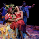 Photo Flash: Travel to the Island with a First Look at ONCE ON THIS ISLAND on Broadway! Photos