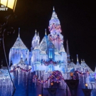 VIDEO: Watch Time-Lapse Holiday Transformation of Disneyland's Sleeping Beauty Castle Photo