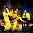 Britain's Top Swing Band Brings The JUMP JIVE AND WAIL To Birdland Jazz Club