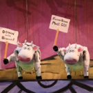 CLICK, CLACK, MOO: COWS THAT TYPE Brings Farmhouse Fun to Center for Puppetry Arts Photo