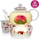 Teabloom Helps Customers Feel Thankful with Special Teaware and...